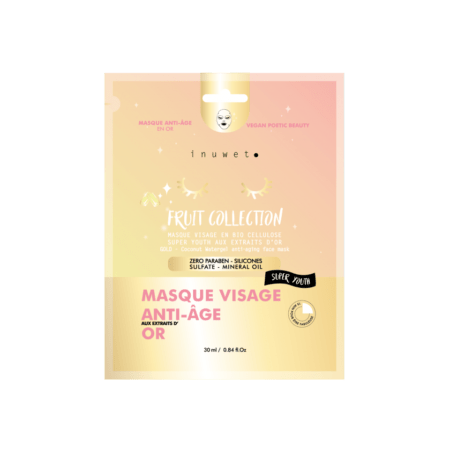 masque anti age gold