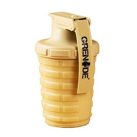 grenade shaker desert tan