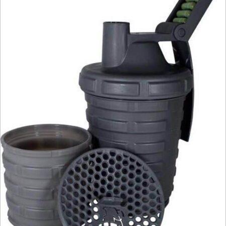 grenade shaker gun metal grey 2