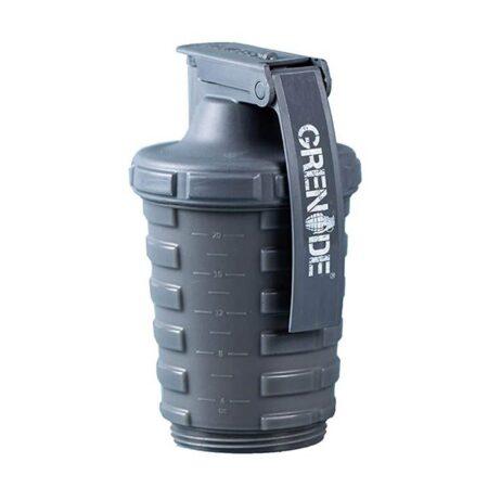 grenade shaker gun metal grey