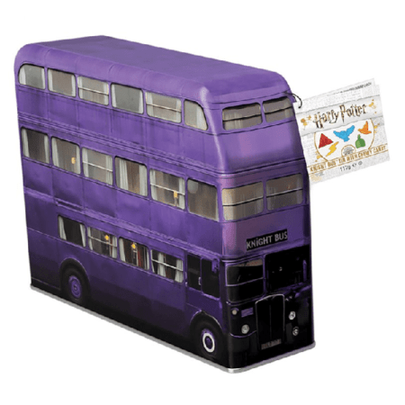 harry potter knight bus money tin g