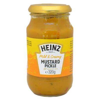 heinz mustard pickle