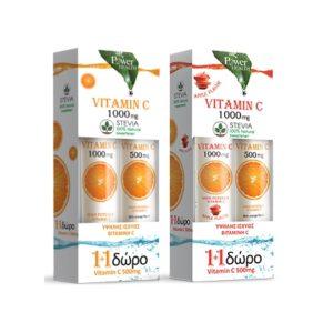 vitamin c stevia
