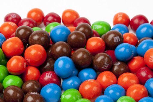 pretzel m m s candy  pound bag