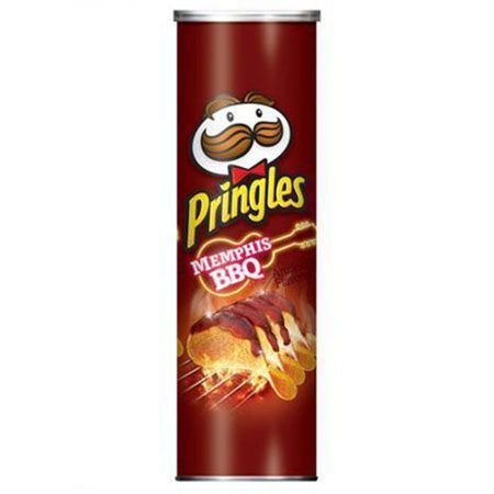 pringles memphis bbq chips