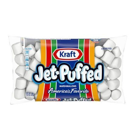 Kraft Jet Puffed Marshmallows 453g 1