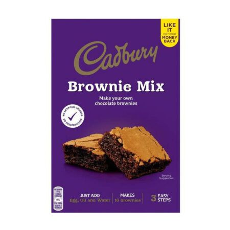 brownie mix