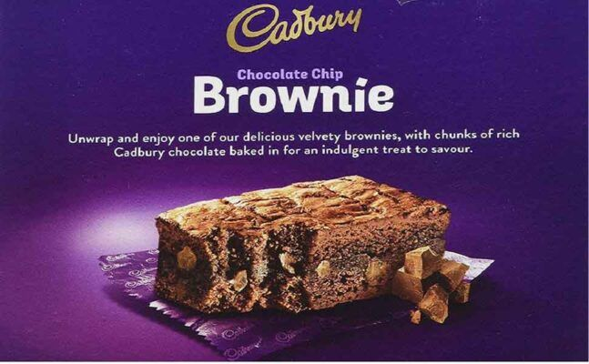 cadbury brownie 2