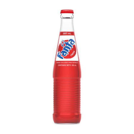 fanta bottle