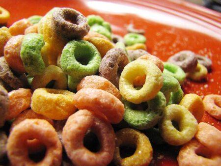general mills fruity cheerios