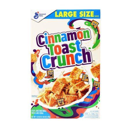 general mills mpoukies dimitriakon crunchy olikis alesis toast crunch cinnamon g