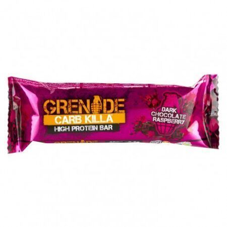 grenade carb killa high protein bar chocolate chip cookie dough g