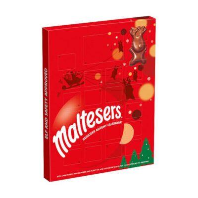 maltesers reindeer advent calendar g