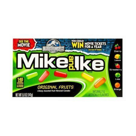 mike fruits