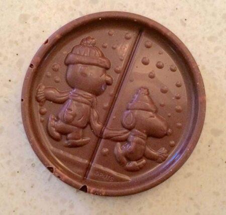 nestle crunch medallion 34g