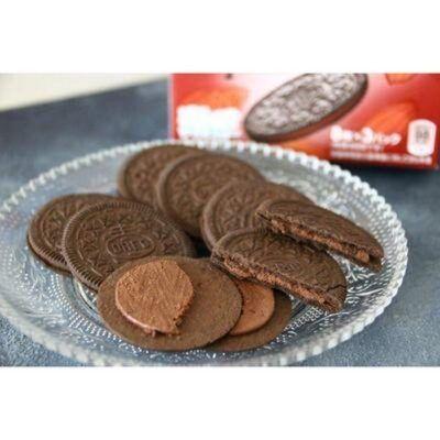 oreo crispy chocolate brownie sandwich cookie 24 cookies x 5 boxes 5 400x