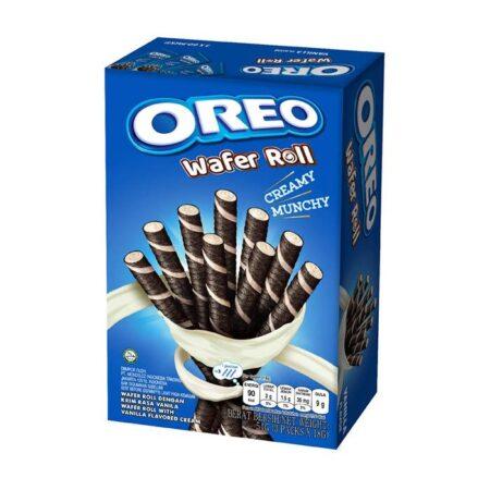 oreo wafer roll vanilla g