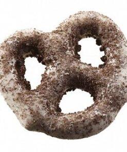 pretzel dipped