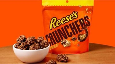 reeses crunchers