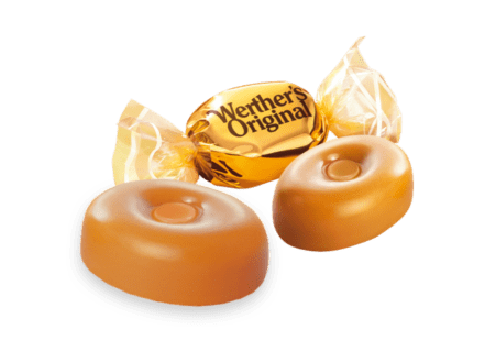 storck whethers butter candies