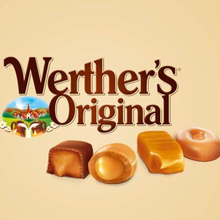 werthers original golden mix
