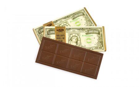 bartons million dollar bar milk chocolate