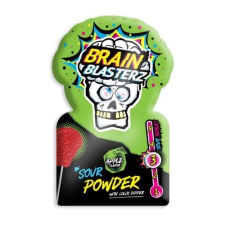 Brain Blasterz Sour Powder Dipper 10g apple