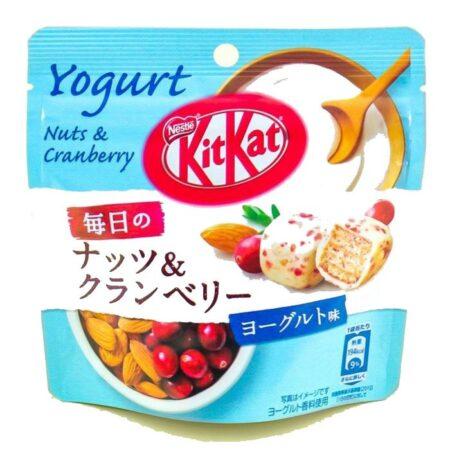 Kit Kat Mini Nuts and Cranberry Yoghurt