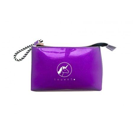 Lily glitter purple