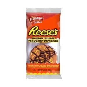 Reeses PB Cupcakes