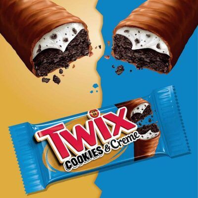 Twix Cookies Creme