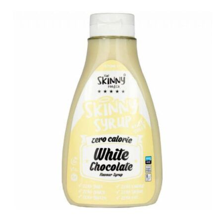 skinny syrup co white chocolate syrup