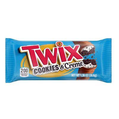 twix cookies cream