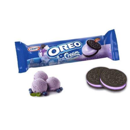 Oreo Ice Cream Blueberry