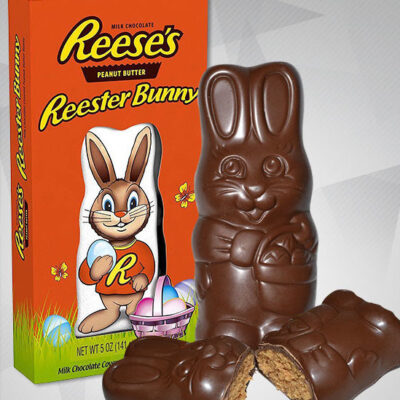 beastmode cheatday reeses reester bunny peanutbutter