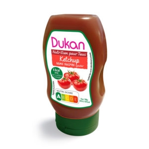 dukan ketchup