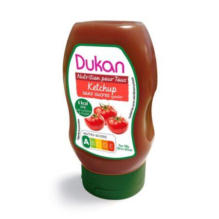 dukan ketchup