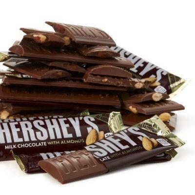 Chocolate with Almonds Bar 2
