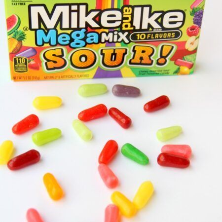 Mike and Ike Mega Mix candy