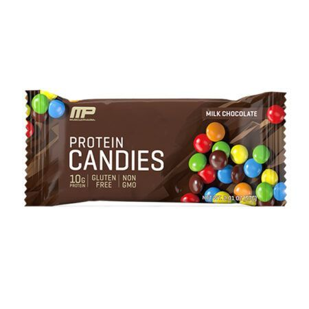 Muscle pharm protein chocolate candies