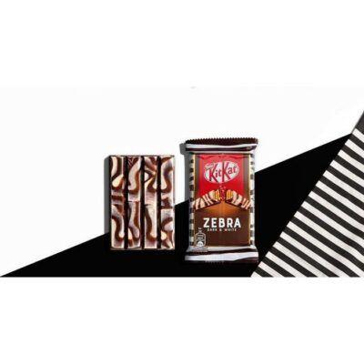 Nestle Kitkat 4 Finger Zebra 2
