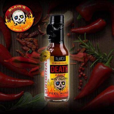 Original Death Sauce with Chipotle 2