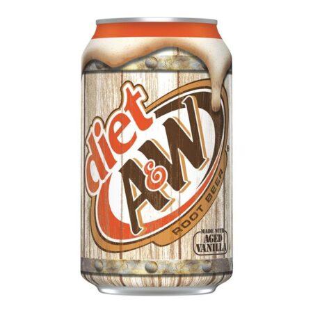 aw diet root beer