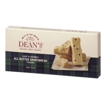 deans all butter shortbread