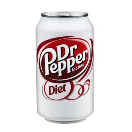 dr pepper diet soda