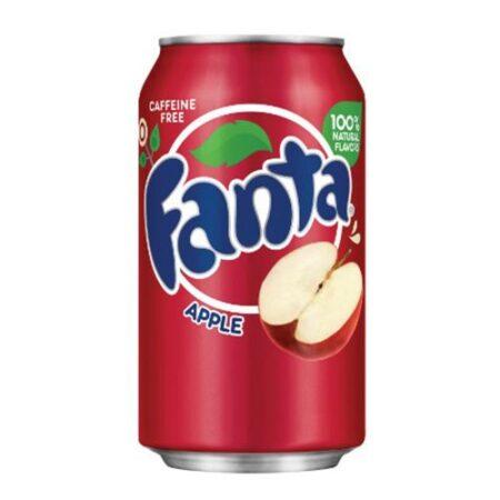 fanta apple soda