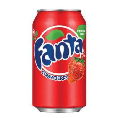 fanta soda strawberry