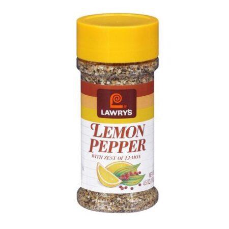 lawrys lemon pepper