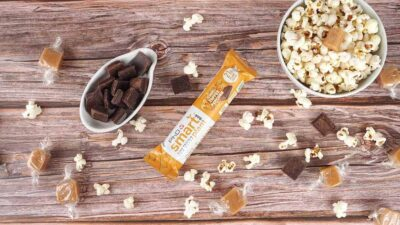 phd smart choc toffee popcorn
