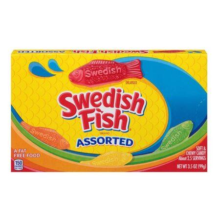 swedish fish asorted